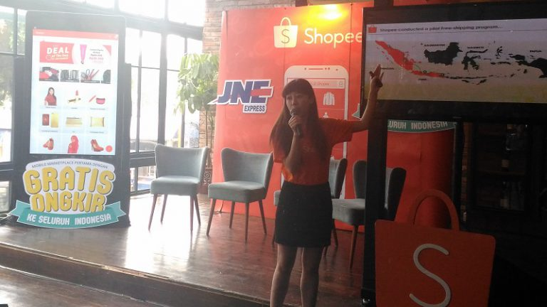 Gandeng JNE Express, Shopee Hadirkan Gratis Ongkos Kirim ke Seluruh Indonesia