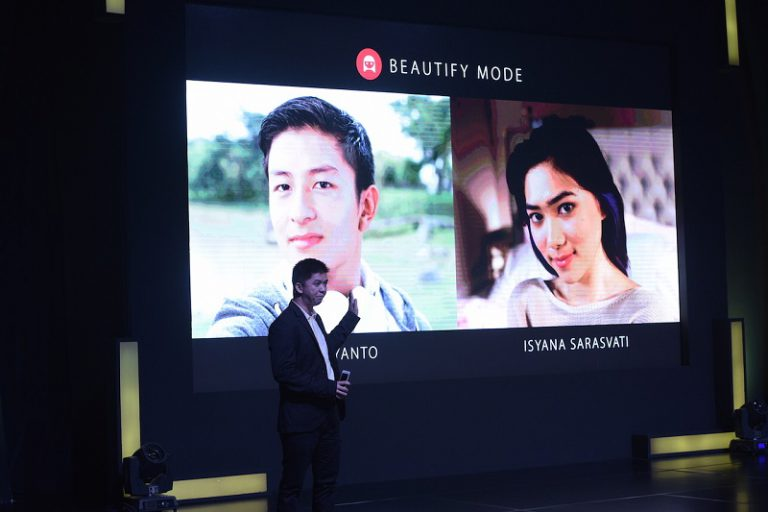 OPPO Tunjuk Rio Haryanto dan Isyana Sarasvati Jadi Brand Ambassador F1