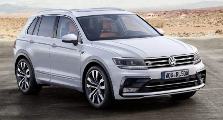 Volkswagen Berencana Update New Tiguan dengan Tujuh Penumpang