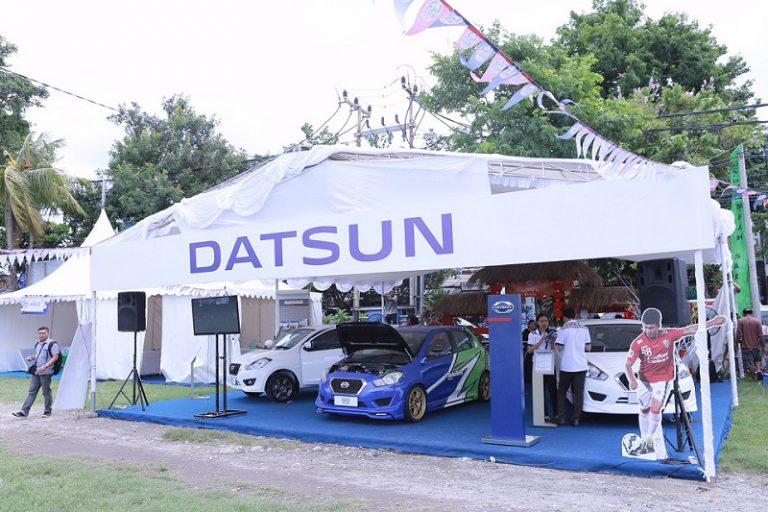 """Manjakan Konsumennya di Pulau Dewata, Datsun Gelar """"Datsun Karnaval"""""""