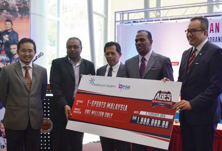 Turnamen E-Sport AGES 2016 akan Libatkan Gamer dari Tujuh Negara ASEAN