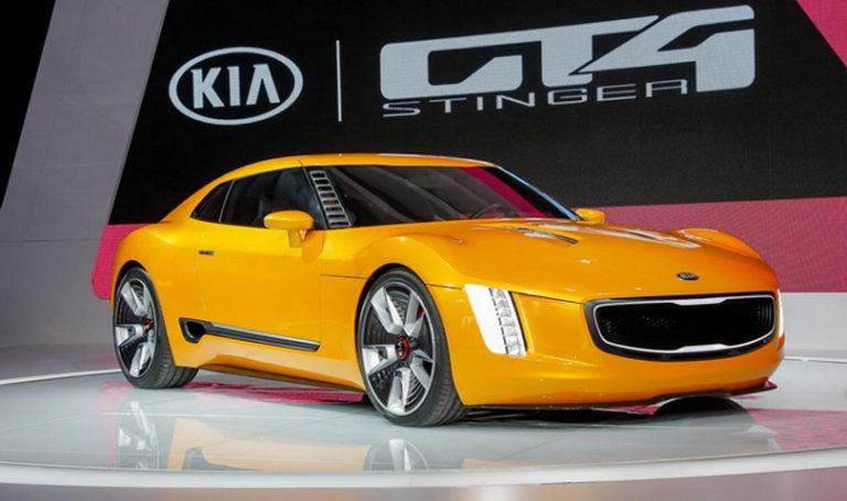 KIA Kembangkan Sedan Sport dengan Penggerak Roda Belakang