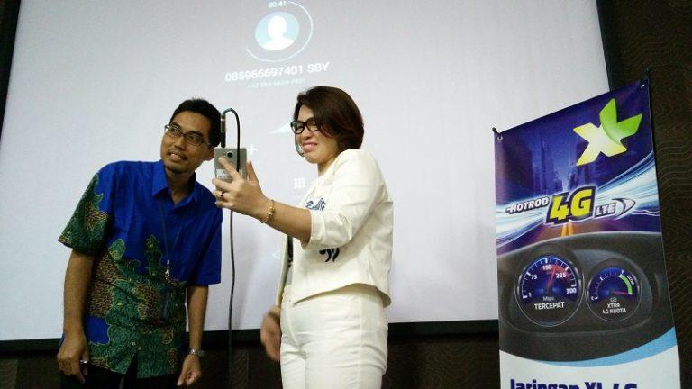 Optimalkan 4G LTE, XL Sukses Gelar Ujicoba Layanan VoLTE di Surabaya dan Denpasar