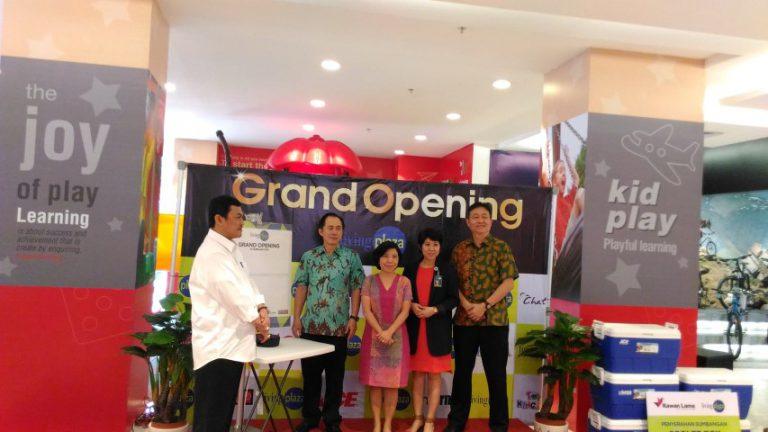 Living Plaza Bintaro Dibuka, Sediakan Berbagai Kebutuhan Masyarakat Termasuk Aksesori Kendaraan