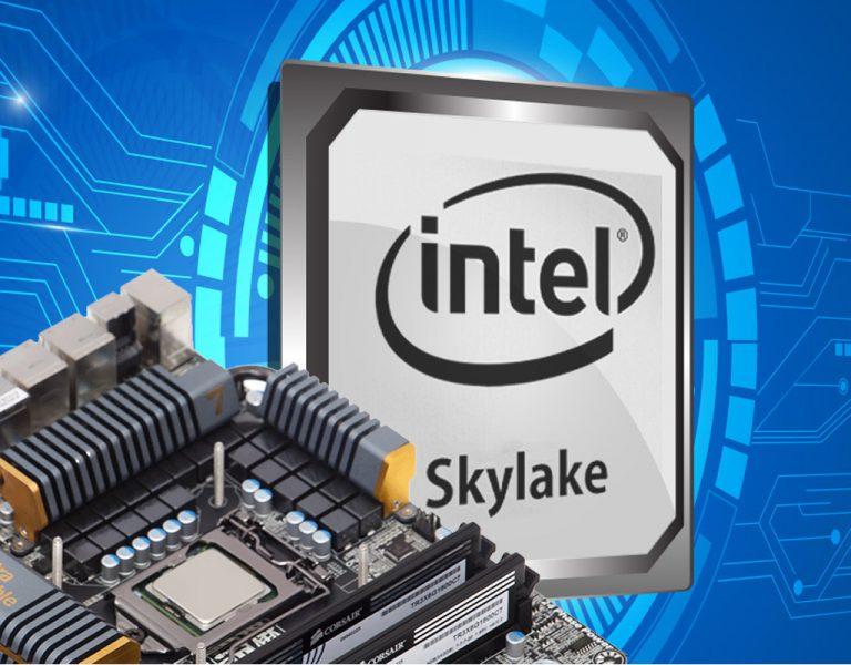Intel Rilis Update untuk Blokir Overclocking Prosesor Skylake Non K-Series