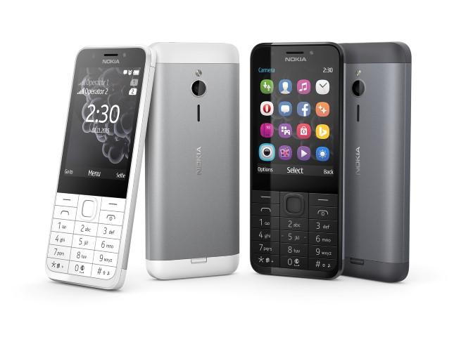 Microsoft Nokia 230  dan 222 Dual SIM Hadir di Indonesia dengan Harga di Bawah Sejuta