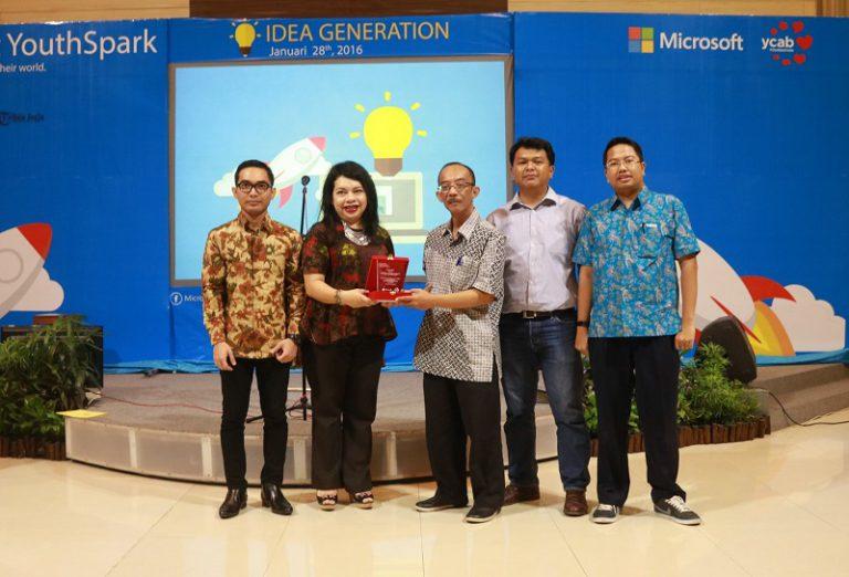 YouthSpark Idea Generation: Talenta Muda Kreatif Asal Yogyakarta Mulai Bermunculan