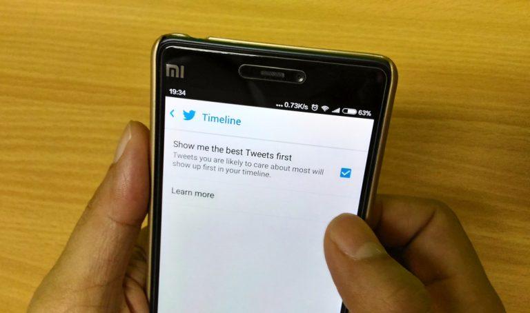 Fitur Baru Home Timeline Dihadirkan Twitter Agar Informasi Penting Tidak Lagi Terlewatkan