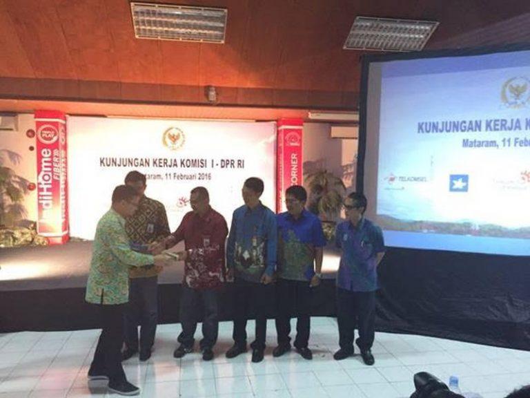 Tri Bersama Operator Lainnya Paparkan Rencana Pengembangan Jaringan di Nusa Tenggra Barat