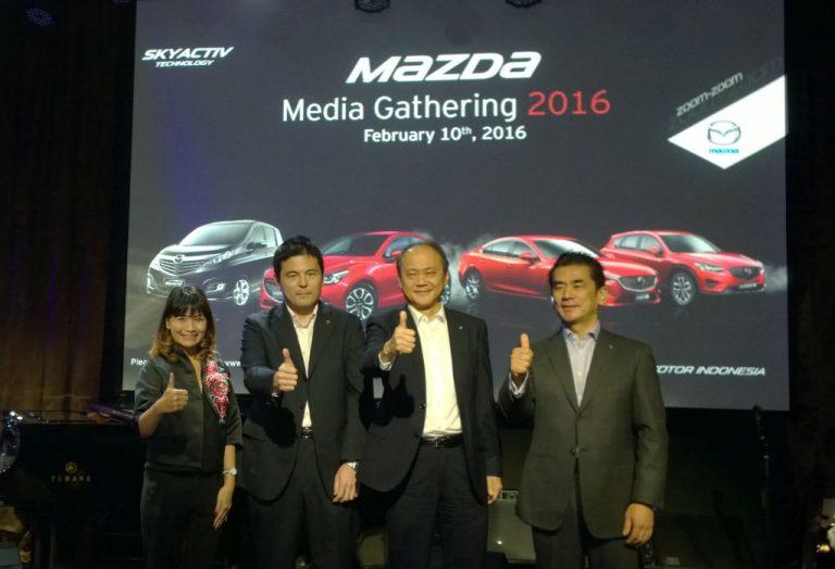 Tahun Lalu Bertumbuh, Tahun ini Mazda Fokus Puaskan Pelanggan