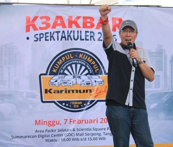 Karimun Club Indonesia Kini Dipimpin Pujiyono Wahyuhadi