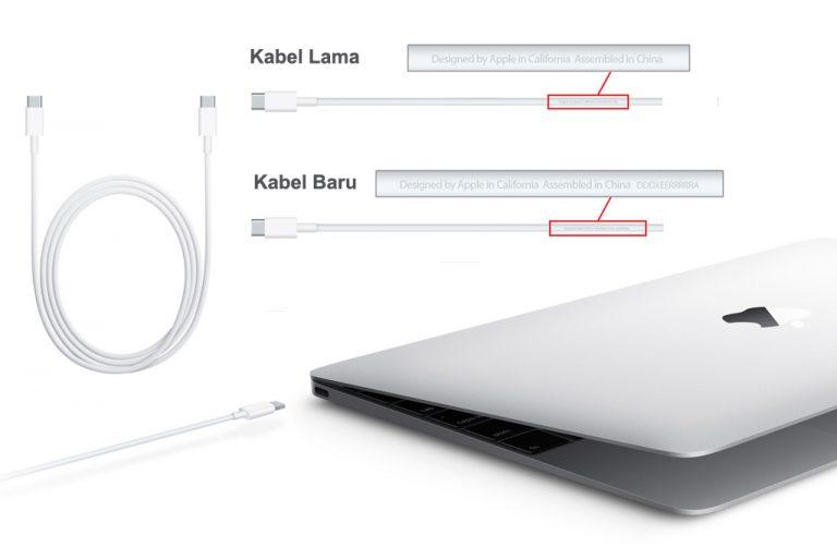 Apple akan Ganti Kabel USB Type-C yang Bermasalah pada Macbook