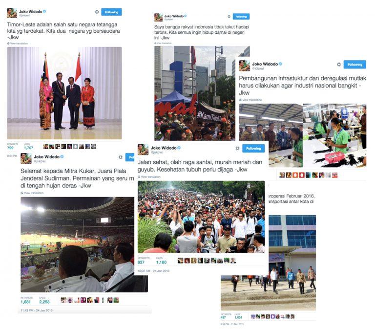 Bawa Misi Khusus, Jokowi Agendakan Kunjungan ke Markas Twitter di AS