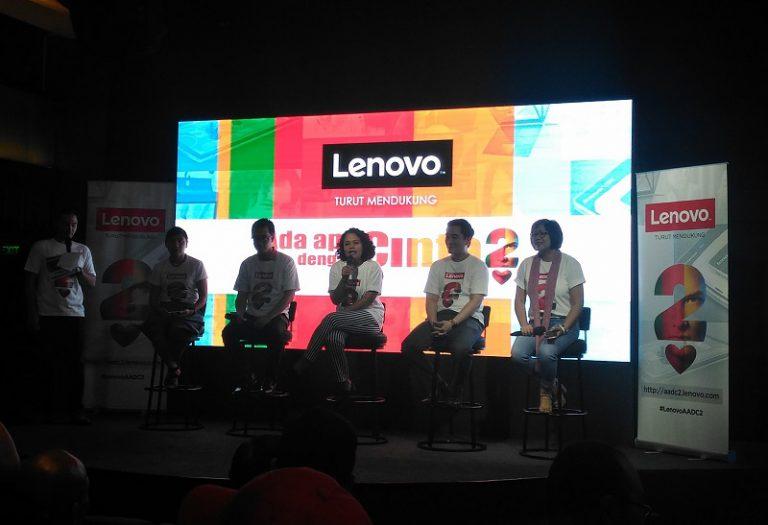 Lenovo Umumkan Dukungannya untuk AADC 2