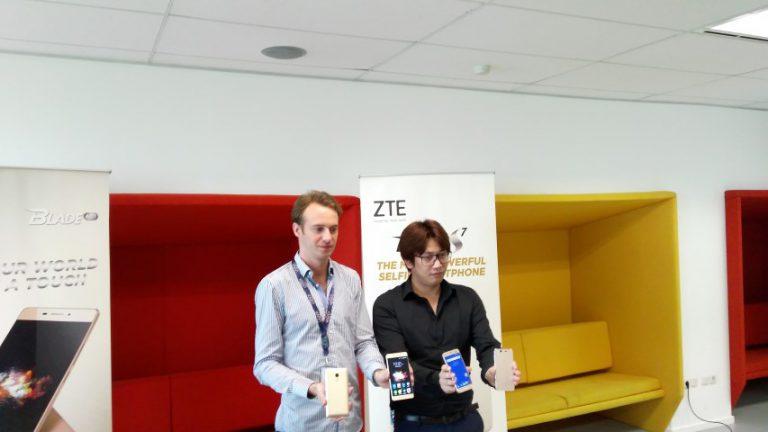ZTE Blade S7: Smartphone Selfie Berharga Tiga Jutaan dengan Sidik Jari dan Sensor Mata