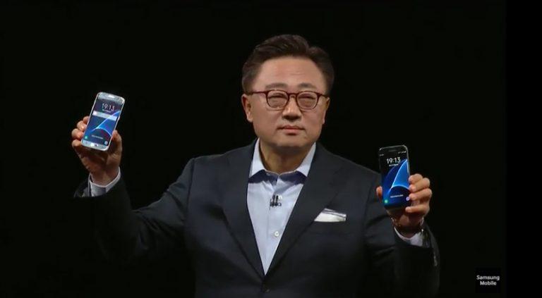 Di Barcelona, Samsung Akhirnya Rilis Galaxy S7 dan Galaxy S7 Edge