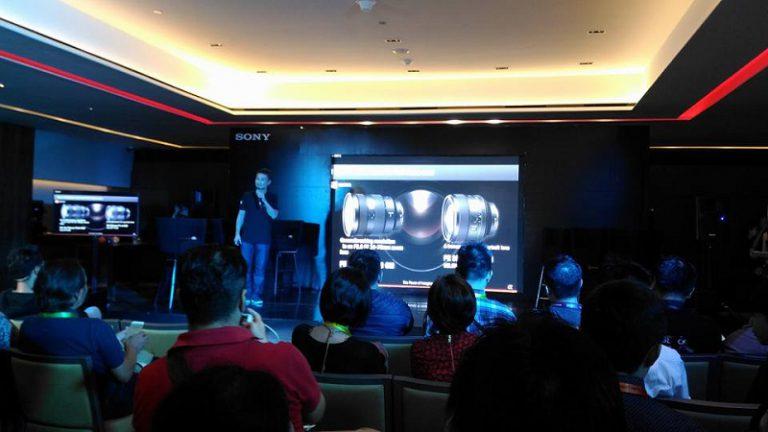 Full Frame Festival, Cara Sony Pamerkan Kemampuan Kamera Terbarunya