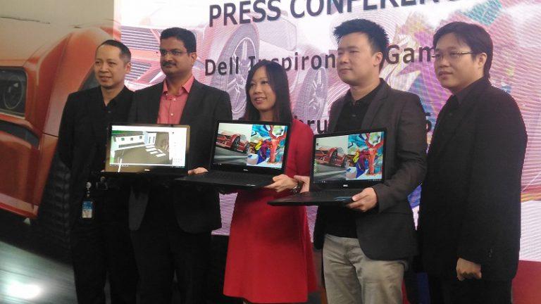 Dell Resmi Pasarkan Laptop Inspiron 15 Gaming di Indonesia