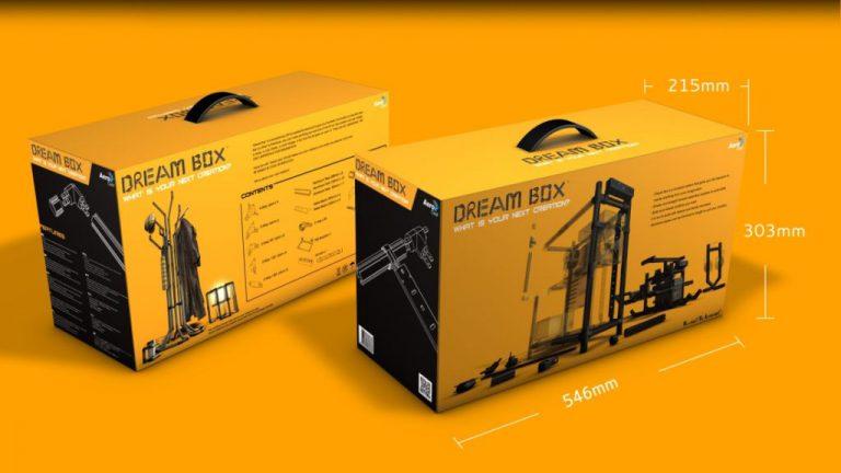 Bosan Bentuk Casing PC Anda? Rancang dan Buat Sendiri Desainnya dengan Aerocool Dream Box!