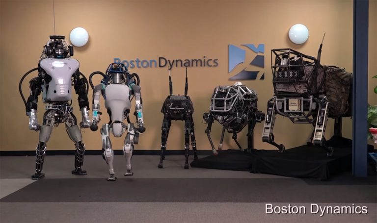 Kestabilan Robot Humanoid ATLAS Generasi Terbaru Ditunjukkan Boston Dynamics