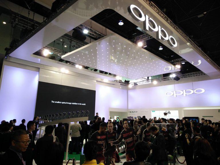 Hadir di MWC 2016, OPPO Pamerkan Dua Inovasi Terbarunya