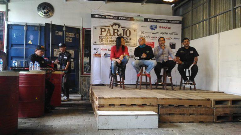 Parjo 2016 Optimis Raih Pengunjung 30 Ribu Orang