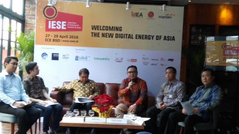 Sambut Ekonomi Digital, Indonesia E-commerce Summit & Expo Siap Digelar April 2016
