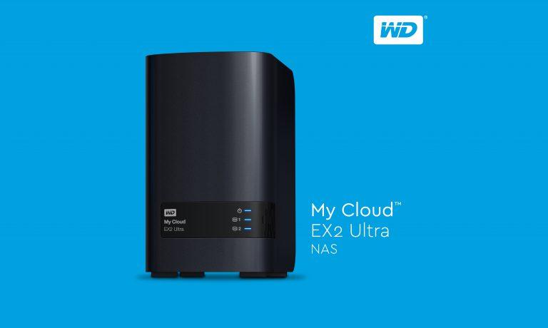 Hadirkan My Cloud EX2 Ultra, WD Tawarkan Kinerja yang Lebih Tinggi pada Solusi NAS Prosumer