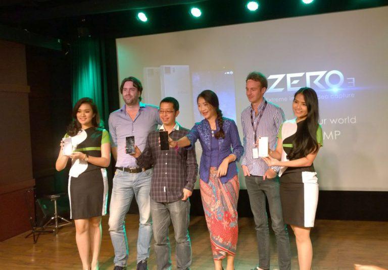 Usung Kamera 20 MP dan Video 4K, Flagship Terjangkau Infinix Zero 3 Hadir di Indonesia