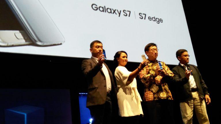 Resmi, Samsung Galaxy S7 dan S7 Edge Masuk di Indonesia