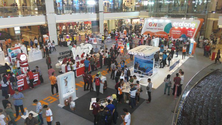 Banjir Diskon dan Promo Menarik di Gadget Invasion Week
