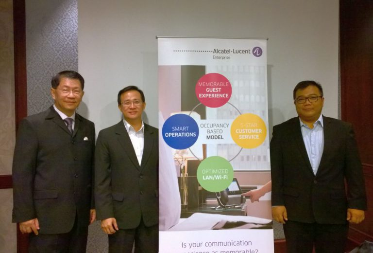 Alcatel-Lucent Enterprise Usung Teknologi Mobile dan Cloud untuk Industri Hotel di Indonesia