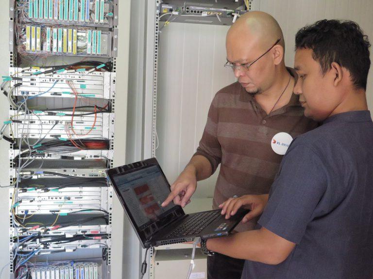 Jelang Gerhana Matahari Total, XL Gelar 4G LTE di Belitung