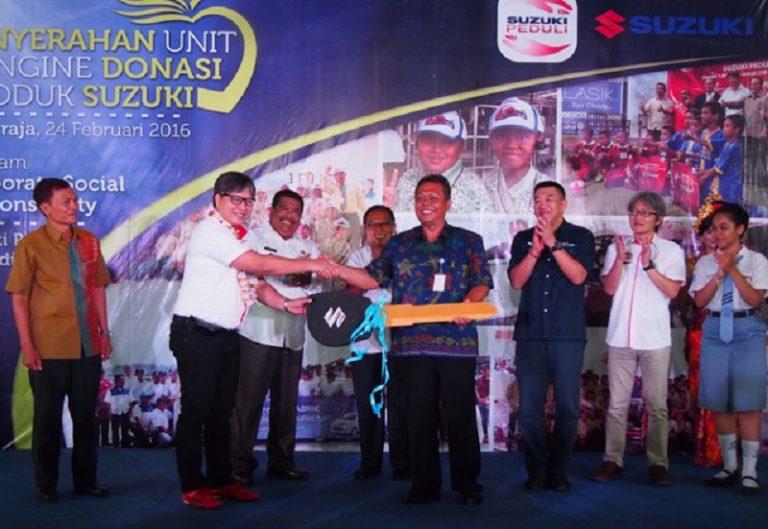 Begini Cara Suzuki Dukung Sektor Pendidikan di Indonesia