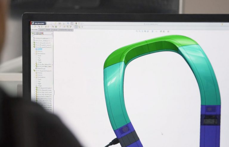 Project Blaid: Perangkat Wearable Konsep dari Toyota untuk Bantu Tunanetra