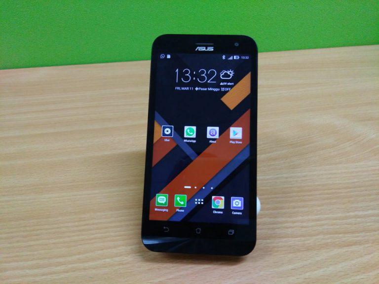 Review Asus Zenfone 2 Laser ZE500KL: Fokus Cepat, Gambar Lebih Cerah