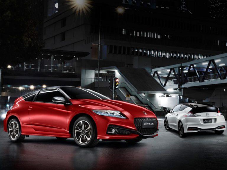 PT HPM Perkenalkan New Honda CR-Z, Dibanderol Seharga Rp 500 Jutaan