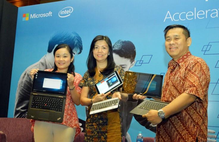 Microsoft Genjot Pasar UKM Indonesia Melalui Device Days