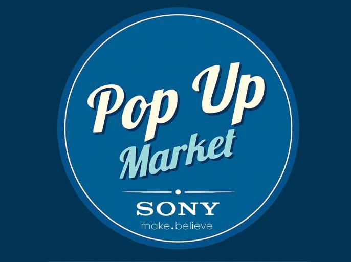 Ingin Jajal Produk Sony Terbaru? Datang Saja ke Pop Up Market 2016