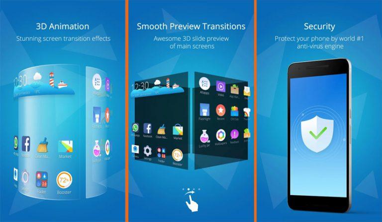 Tampil Lebih Menarik, Cheetah Mobile Perkenalkan CM Launcher 3D untuk Android