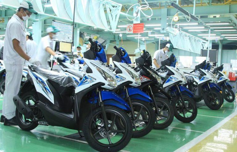 Sangat Diminati, Penjualan Honda Beat Tembus Angka 10 Juta Unit