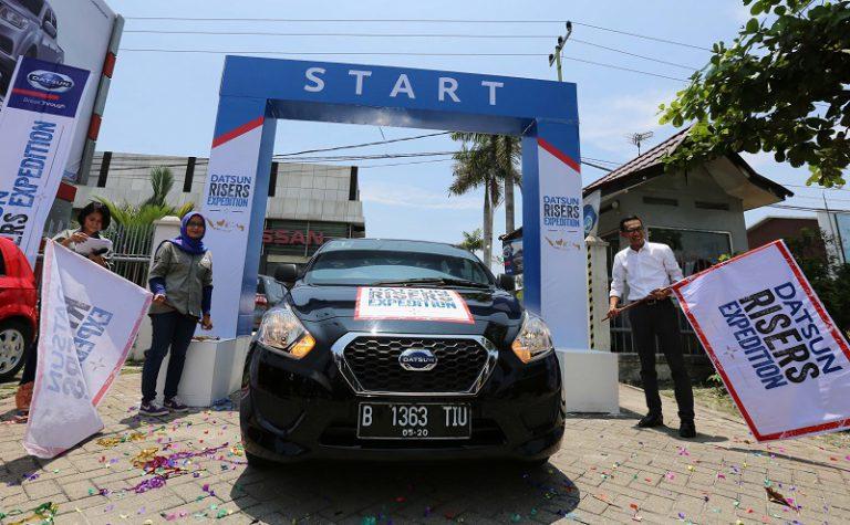 Datsun Risers Expedition Siap Lahap Jalur Riau – Padang