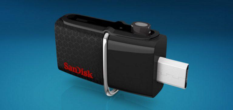 SanDisk Ultra Dual USB Drive 3.0 Kini Hadir dengan Kapasitas 128 GB