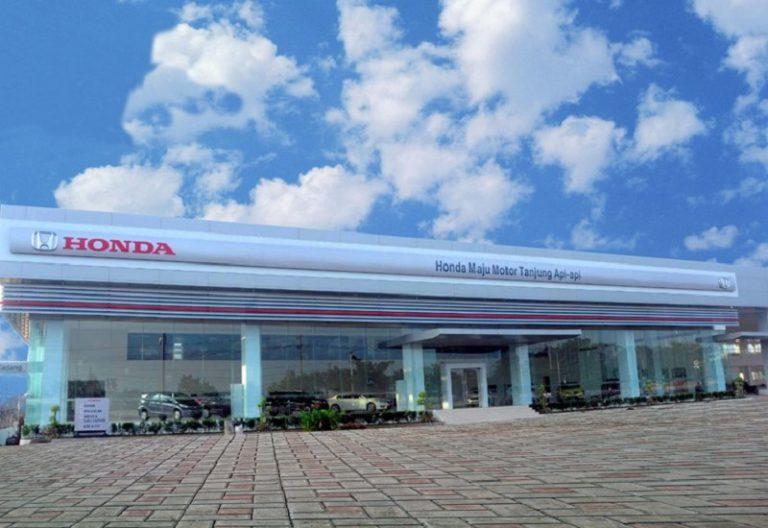Dealer Resmi Honda Ke-3 Hadir di Palembang