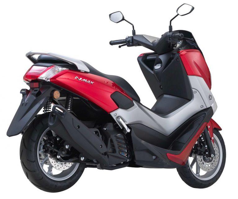 NMAX Populer di Eropa, Dongkrak Penjualan Ekspor Yamaha Indonesia