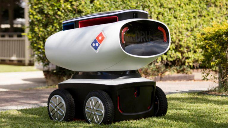 Domino Berencana Gunakan Kendaraan Otonom untuk Antarkan Pizza ke Konsumen