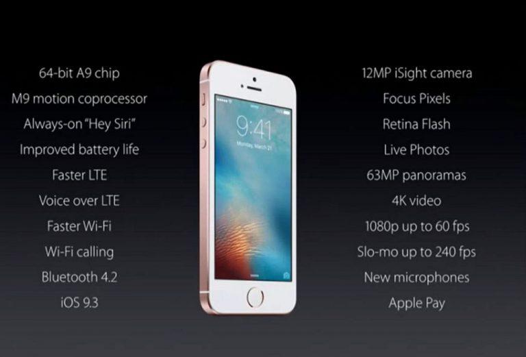 Pasang Target Penjualan Besar, Apple Umumkan iPhone SE Terjangkau Berlayar Kecil