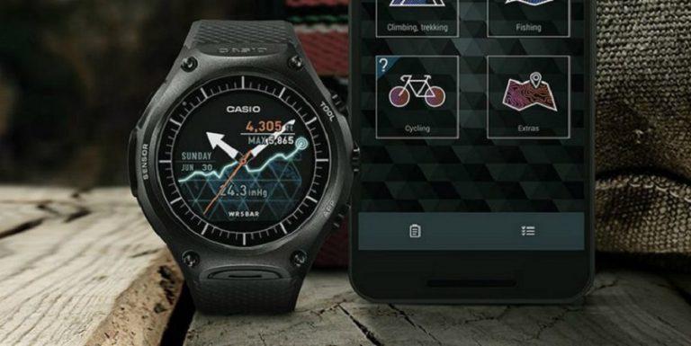 Casio WSD-F10 Dijual via Online, Harganya US$ 500