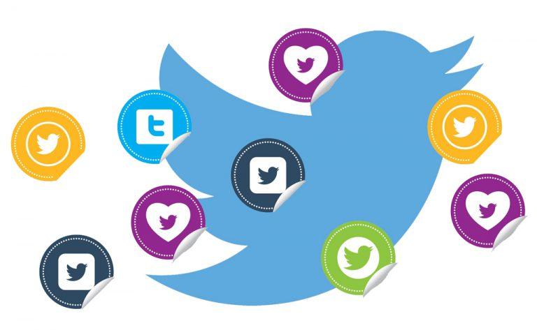 Twitter Uji Coba Fitur 'Stickers' pada Foto yang di-Share Pengguna