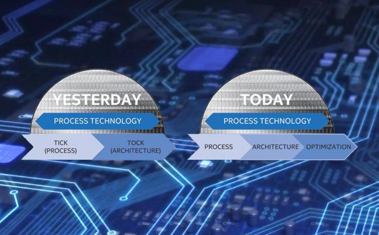 Semakin Kompleksnya Manufaktur Chip, Intel Putuskan Revisi Metodologi 'Tick-Tock'